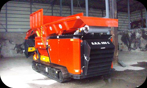 廃棄物収集運搬処理事業のイメージ